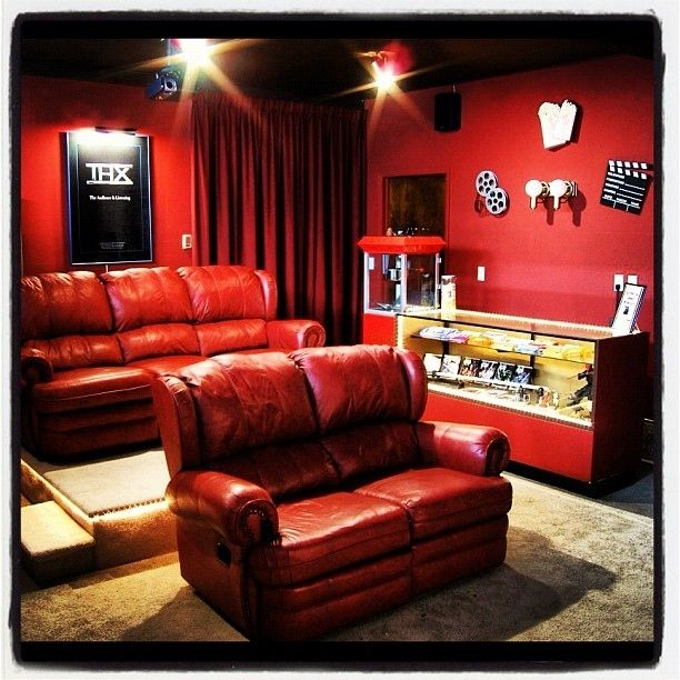 Tips to build a home theater on a budget lushes curtains for Tips for building a house on a budget