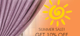 One Week Only Summer Sale