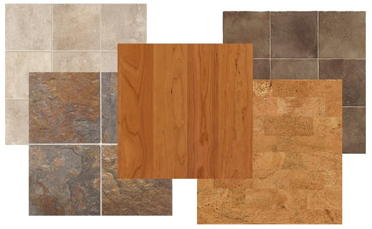 What 39 s the right flooring surface for you lushes for Types of flooring