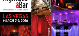 Lushes Curtains Will Be Attending The Night Club and Bar Convention/Trade Show in Las Vegas