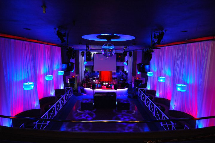design ideas for your nightclub or lounge lushes curtains blog