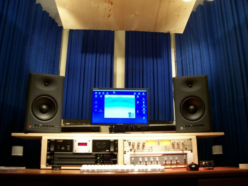 Phenomenal Sound Dampening Velvet Curtains For Recording Studios Lushes Largest Home Design Picture Inspirations Pitcheantrous