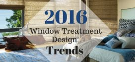 Window Treatment Design Trends