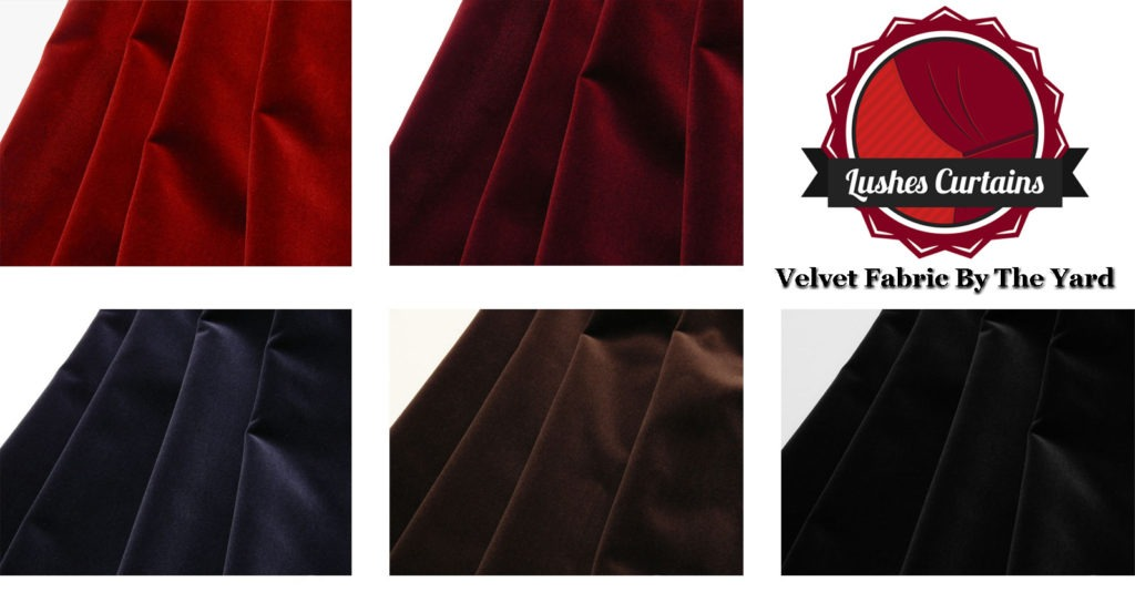 Velvet-fabric-by-the-yard-lushes-curtains