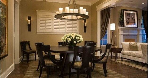 dining room as a key aspect for creating atmosphere in your dining