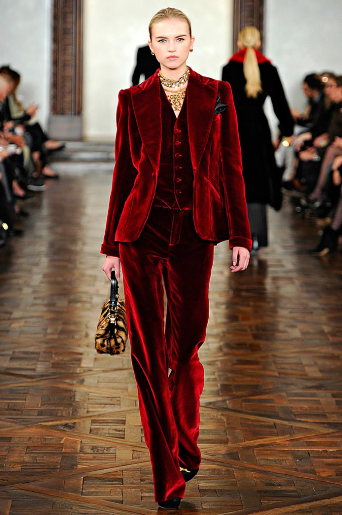 Runway Flame Lushes Curtains Blog