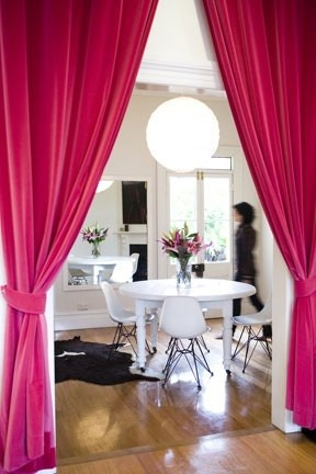 Set a statement with velvet lushes curtains blog for Cortinas para recamara