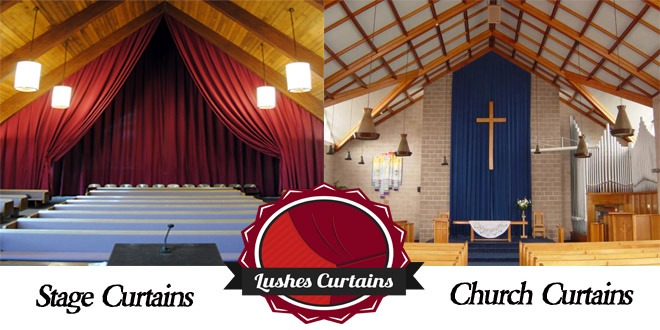 Curtains for Churches