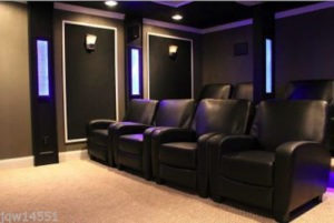 black-and-brown-home-theater-seating-chair-chairs