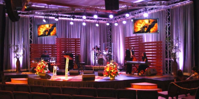 Preferred How Churches and School Stages can Save Money on Drapery | Lushes  VL03