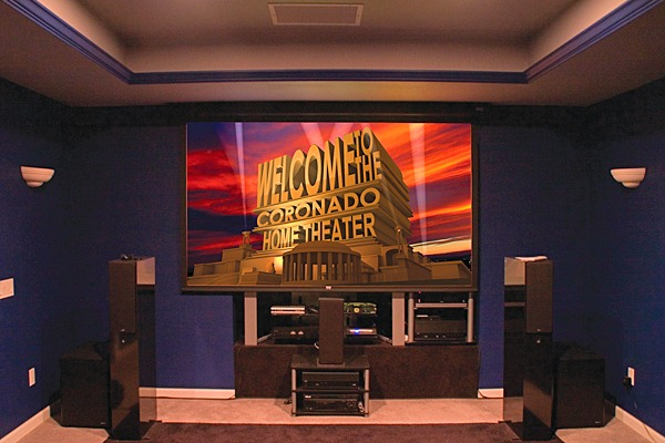 How to Build Your Own Home Theater on a Budget | Lushes ...