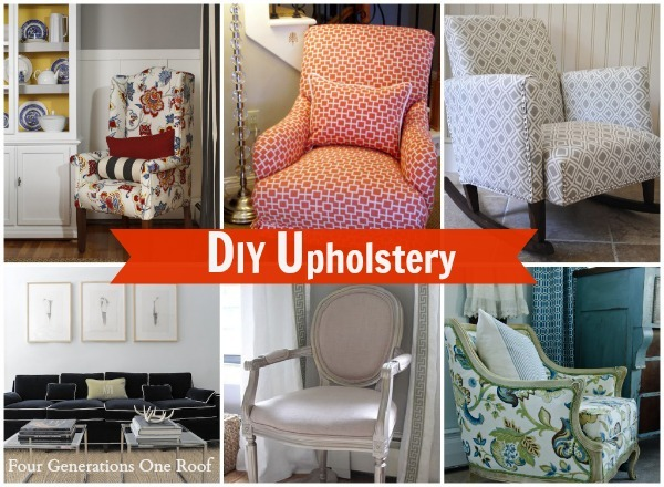 DIY Upholstery For Beginners | Lushes Curtains Blog