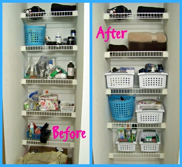 How to declutter and organize your home lushes curtains blog for How to organize your home