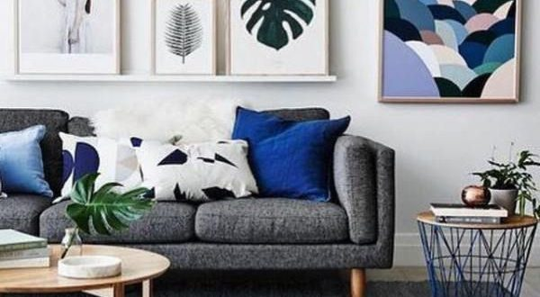Transform A Room With Inspired Art And Soft Furnishings Lushes