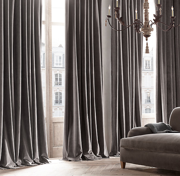 Perfect Set of Luxury Curtains