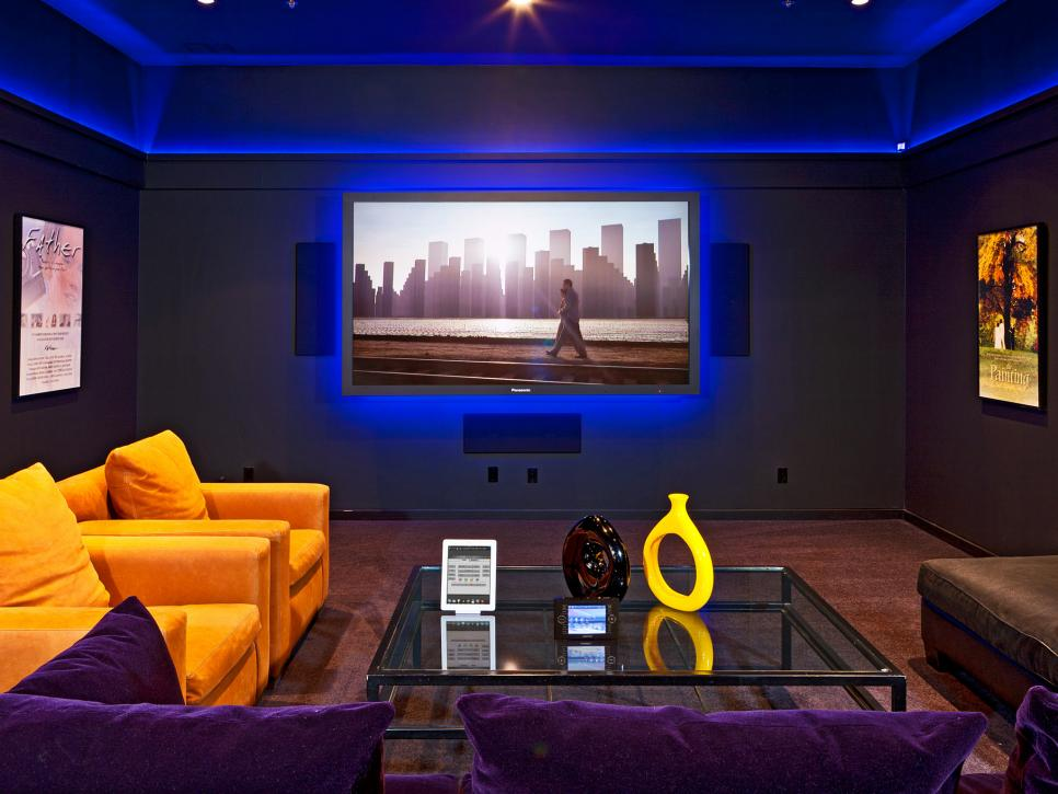5 Tips To Create A Home Theater
