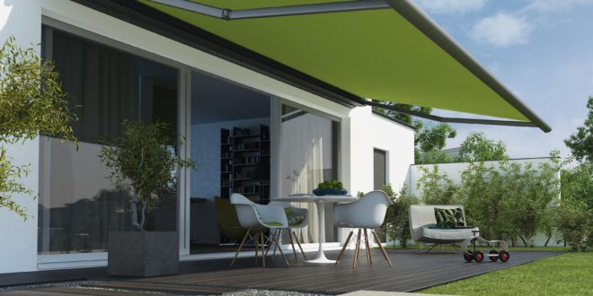 How to Choose Awnings for Your New Home