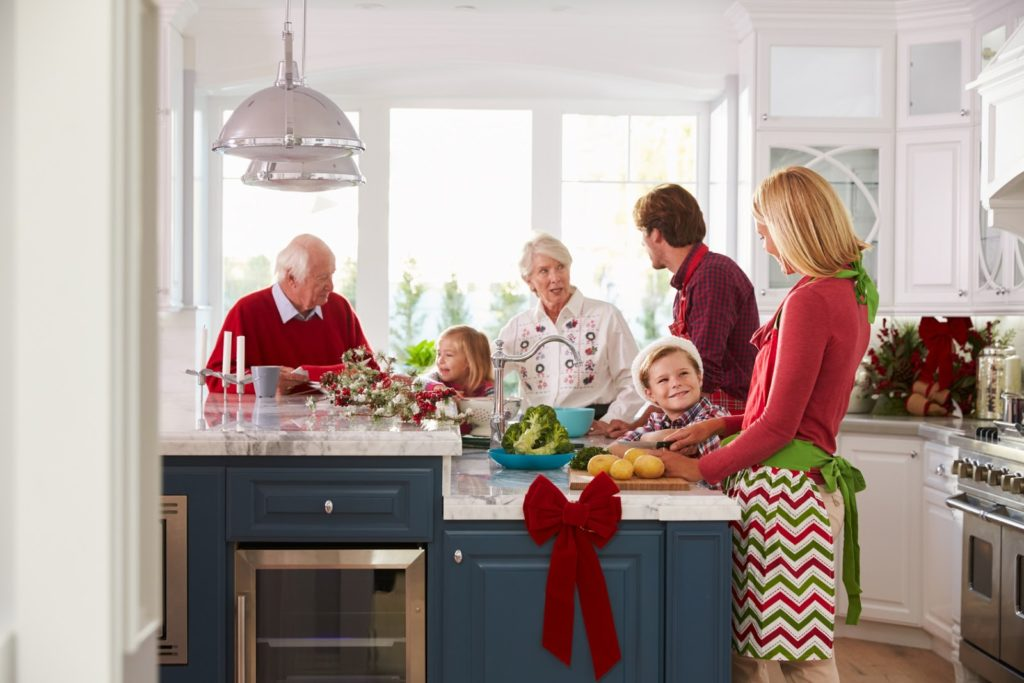 3 Tips For Preparing Your Kitchen For Holiday Cooking
