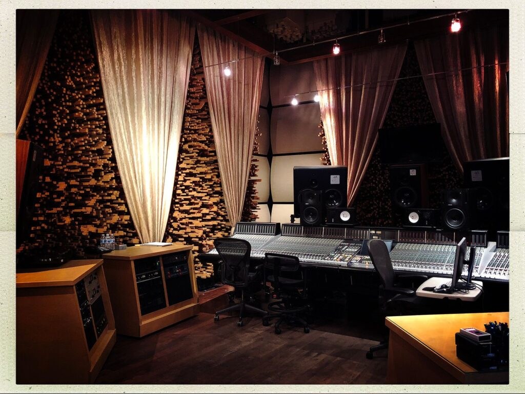 Sound Reducing Curtains: Sound Dampening for Studios on a Budget